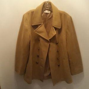 Womens JCrew coat